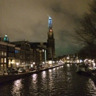 Westerkerk church, near Anne Frank House