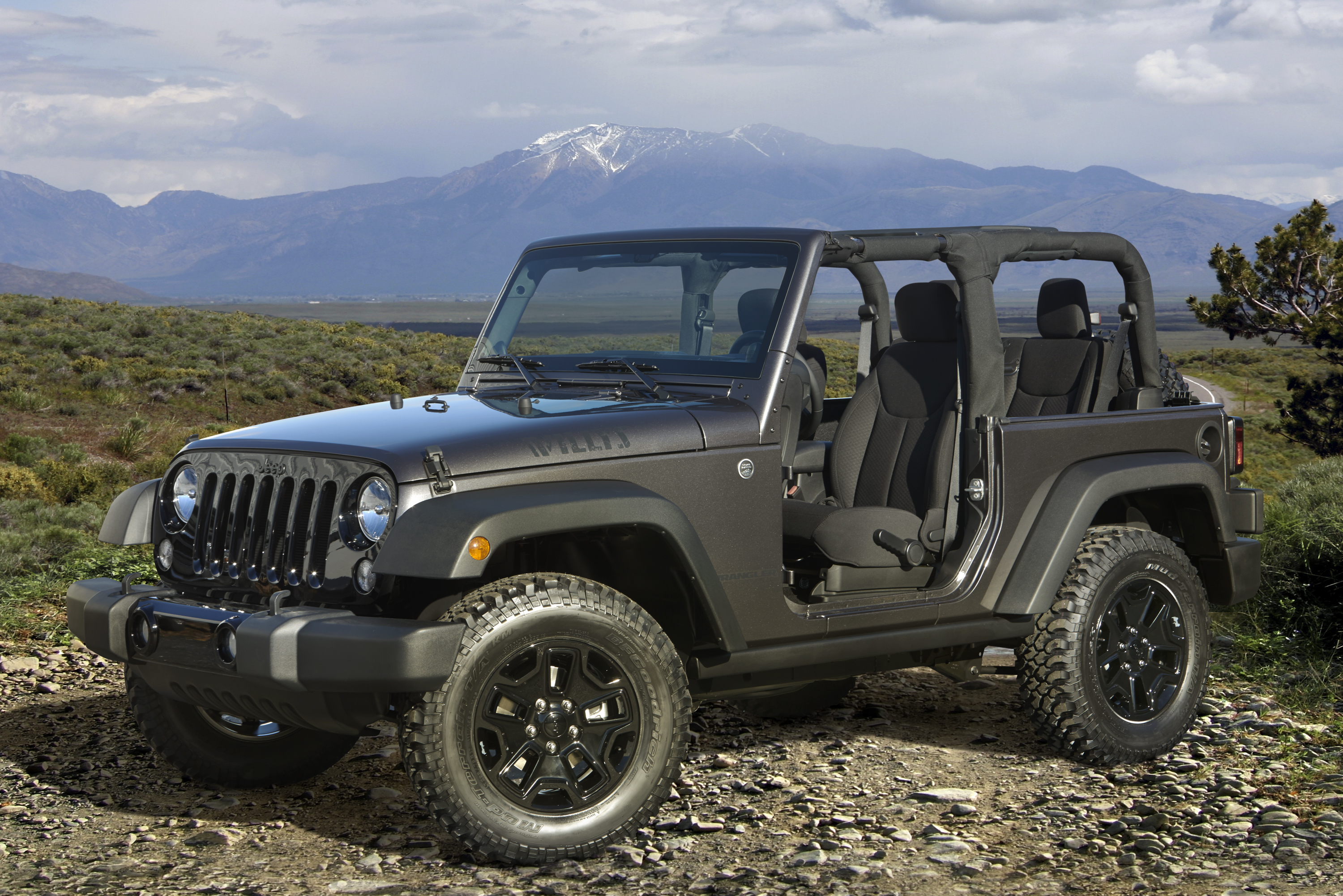 High Quality 2014 Jeep Wrangler Willys Wheeler Edition