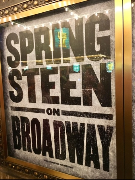 Springsteen on Broadway: One fan's review of a 'long and noisy prayer'